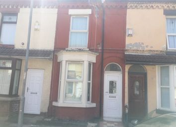 2 bed terraced house for sale in Milton Road, Walton, Liverpool, Merseyside L4