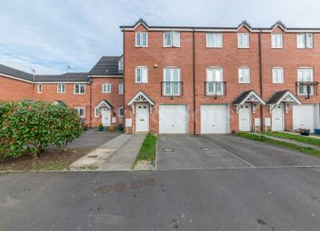 Thumbnail 4 bed terraced house for sale in Orchard Gardens, Off Caerleon Road, Newport.