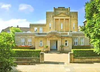 Thumbnail 4 bedroom flat for sale in Provincial Works, The Avenue, Harrogate