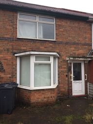 Thumbnail 3 bed terraced house to rent in Heybarnes Road, Birmingham