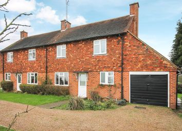 Thumbnail 3 bedroom semi-detached house to rent in Cage Farm Cottages, Southlands Lane, Tandridge, Oxted
