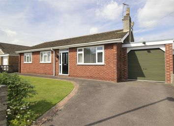 Thumbnail 3 bedroom detached bungalow for sale in Bevan Crescent, Maltby, Rotherham, South Yorkshire