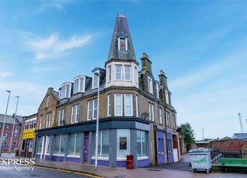 Thumbnail 3 bed flat for sale in Brothock Bridge, Arbroath, Angus