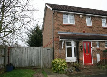 Thumbnail 2 bed end terrace house to rent in Magnolia Gardens, Edgware