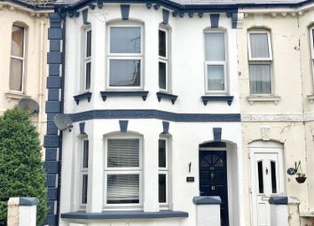 Thumbnail 1 bed terraced house to rent in 84 Tarring Road, Worthing, West Sussex