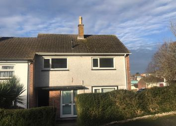 Thumbnail 3 bedroom property to rent in Reading Walk, Plymouth