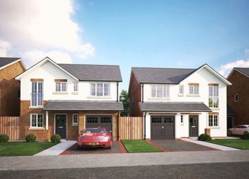 Thumbnail 4 bed detached house for sale in Plots 2, 3, 5 & 6, 'alyn' The Oaks, Caerwys