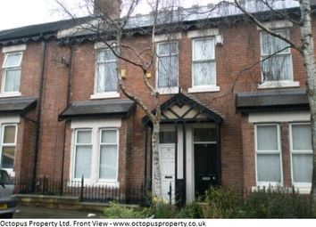 Thumbnail 5 bed terraced house to rent in Croydon Road, Newcastle Upon Tyne