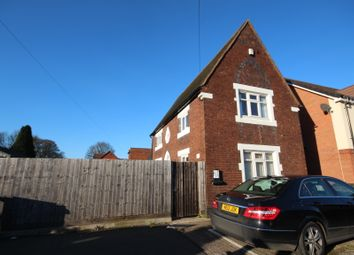 Thumbnail 2 bed link-detached house to rent in Lichfield Road, Walsall Wood