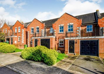Thumbnail 3 bed terraced house for sale in Howerd Way, London