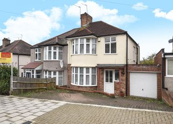 Thumbnail 3 bed semi-detached house for sale in The Highway, Stanmore
