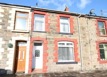 Thumbnail 3 bed terraced house for sale in Stanley Street, Senghenydd, Caerphilly