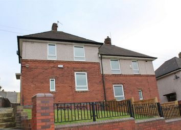 Thumbnail 2 bedroom semi-detached house for sale in Wordsworth Crescent, Sheffield, South Yorkshire