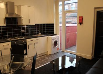 Thumbnail 4 bed shared accommodation to rent in Seaford Road, Salford