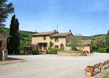 Thumbnail 5 bed farmhouse for sale in Cetona, Siena, Tuscany, Italy