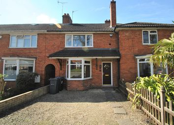 Thumbnail 2 bed terraced house for sale in Ashbrook Road, Stirchley, Birmingham