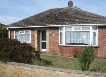 Thumbnail 2 bed detached bungalow for sale in Tills Close, Sprowston, Norwich