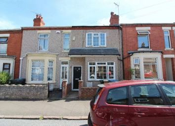 Thumbnail 3 bed terraced house to rent in Kingsland Avenue, Coventry