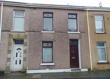 Thumbnail 3 bed terraced house for sale in Dolau Road, Morfa, Llanelli