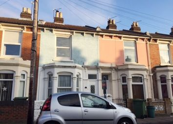 Thumbnail 3 bed terraced house for sale in Shearer Road, Portsmouth