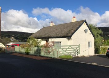 Thumbnail 2 bed detached bungalow for sale in Croft Road, Rothbury, Morpeth