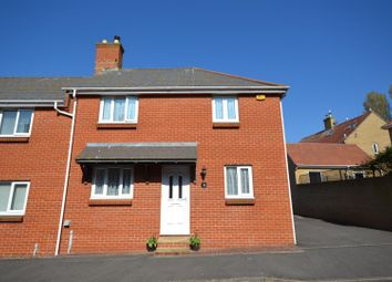 Thumbnail 3 bed semi-detached house for sale in Foxglove Way, Bridport