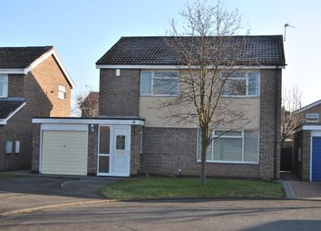 Thumbnail 4 bed detached house to rent in Cheviot Road, Long Eaton, Nottingham