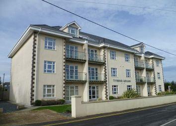 Thumbnail 3 bed flat for sale in Lon Golff, Morfa Nefyn, Pwllheli