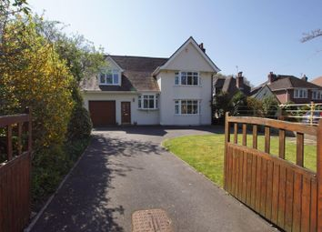 Thumbnail 5 bed detached house for sale in Danecourt Road, Lower Parkstone, Poole