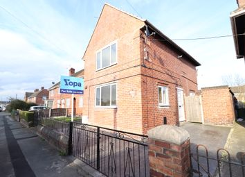 Thumbnail 3 bed terraced house for sale in Holmes Carr Road, New Rossington, Doncaster