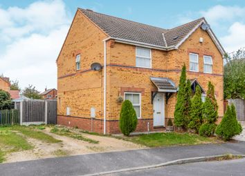 Thumbnail 2 bed semi-detached house for sale in Monks Close, Dunscroft, Doncaster