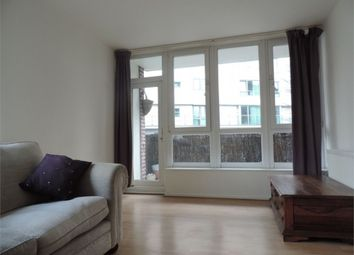 Thumbnail 1 bed flat to rent in Crosby Row, London