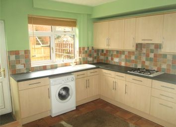 Thumbnail 2 bed terraced house to rent in Leeming Lane South, Mansfield Woodhouse, Nottinghamshire