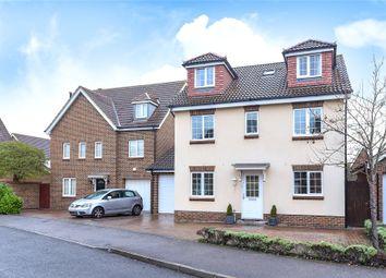 Thumbnail 6 bed detached house for sale in Dexter Way, Winnersh, Wokingham, Berkshire