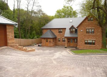Thumbnail 6 bed detached house to rent in Heol Y Delyn, Lisvane, Cardiff