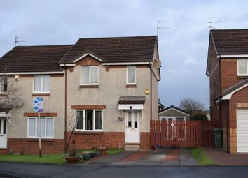 Thumbnail 3 bed semi-detached house for sale in 9 Catrine Road, Crookston, Glasgow