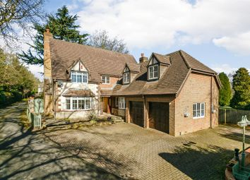 Thumbnail 5 bedroom detached house for sale in Fiery Hill Road, Barnt Green, Birmingham