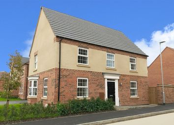 "Thumbnail 5 bed detached house for sale in ""Moorecroft"" at Beggars Lane, Leicester Forest East, Leicester"