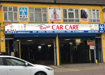 Thumbnail Parking/garage for sale in Romford Road, London