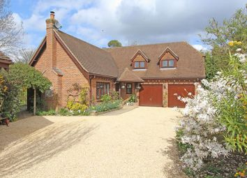 Thumbnail 4 bed detached house for sale in St. Andrews Close, Timsbury, Romsey