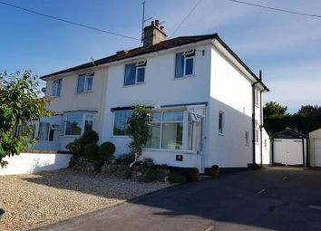 Thumbnail 3 bed semi-detached house for sale in Gamberlake, Axminster, Devon