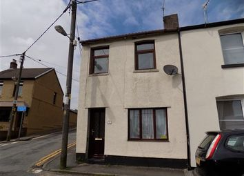 Thumbnail 2 bed end terrace house to rent in Oxford Street, Abertillery