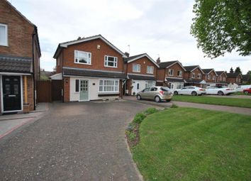 Thumbnail 3 bed detached house to rent in Buddon Court, Linden Grove, Mountsorrel, Loughborough