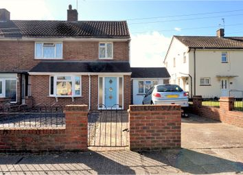 Thumbnail 3 bed end terrace house for sale in Homewood Avenue, Sittingbourne