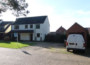 Thumbnail 4 bed detached house for sale in Fulford Close, Fornham St. Martin, Bury St. Edmunds