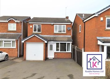 Thumbnail 3 bed detached house to rent in Sapphire Drive, Cannock