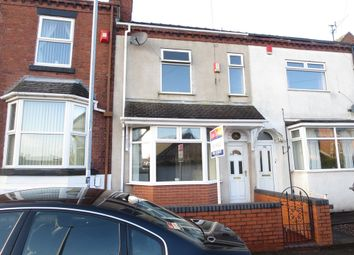 Thumbnail 2 bed terraced house for sale in Lawson Terrace, Porthill, Newcastle