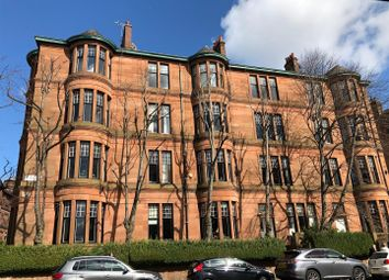 Thumbnail 4 bed flat for sale in Highburgh Road, Glasgow