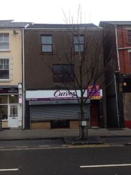 Thumbnail 2 bed flat to rent in Commercial Street, Maesteg, Bridgend.