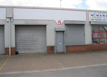 Thumbnail Light industrial to let in Unit 5, Drawing Court, Gilbey Road, Grimsby, North East Lincolnshire